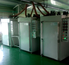 High-temperature ovens,Exposure Machines
