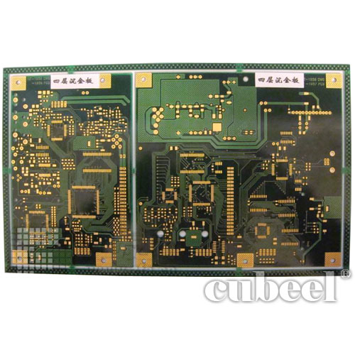 4 layers PCBs