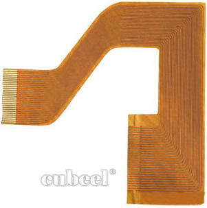 Single-sided flexible circuit boards